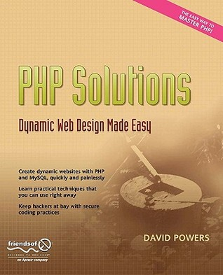 PHP Solutions by David Powers