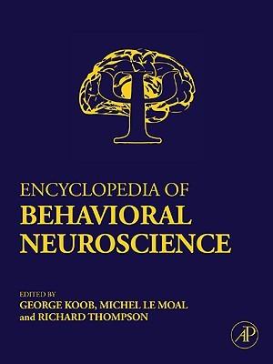 Encyclopedia of Behavioral Neuroscience, Three-Volume Set, 1- 3