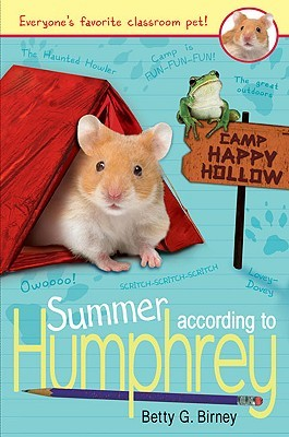Ebook Summer According to Humphrey by Betty G. Birney TXT!