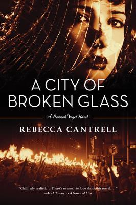 A City of Broken Glass (Hannah Vogel, #4)