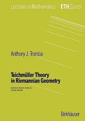 Teichmüller Theory in Riemannian Geometry