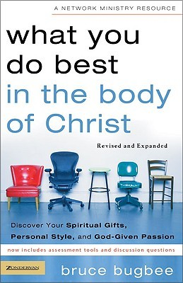 Download PDF What You Do Best in the Body of Christ: Discover Your Spiritual Gifts, Personal Style, and God-Given Passion