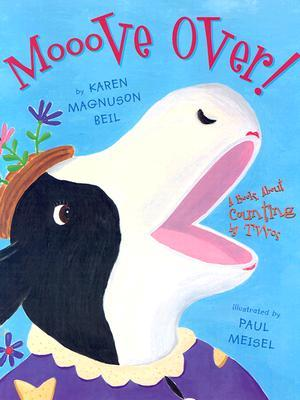 Mooove Over!: A Book about Counting by Twos