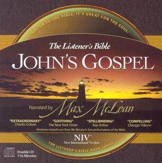 Holy Bible: Listener's Bible-NIV-John's Gospel
