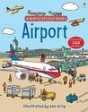 Airport (Usborne Sticker Books)