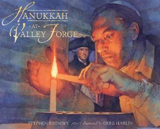 Hanukkah at Valley Forge by Stephen Krensky