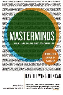 Masterminds by David Ewing Duncan