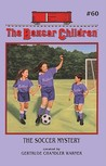 The Soccer Mystery (The Boxcar Children, #60)
