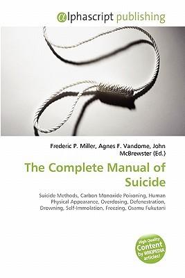 Japan the complete manual of suicide // kanzen jisatsu manual.