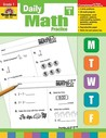 Daily Math Practice, Grade 1