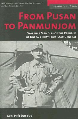 From Pusan to Panmunjon