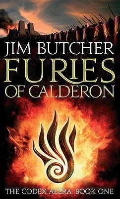 Furies of Calderon(Codex Alera 1) - Jim Butcher