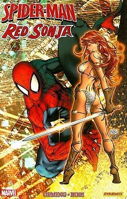 Spider-Man/Red Sonja by Michael Avon Oeming