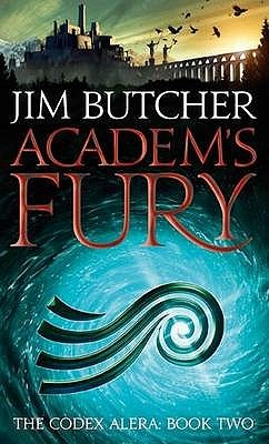 Academs Fury(Codex Alera 2)