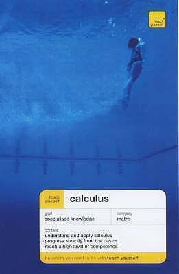 Teach Yourself Calculus by Hugh Neill