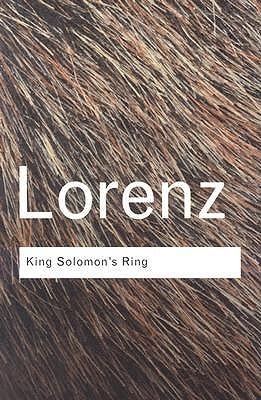 King Solomon's Ring by Konrad Lorenz