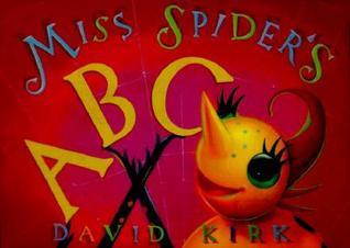 Miss Spider's Abc Board Book