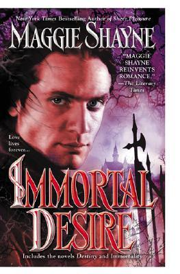 Immortal Desire (Immortal Witches, #3 & 4)