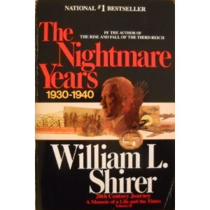 Ebook The Nightmare Years by William L. Shirer TXT!