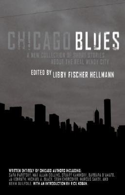 Chicago Blues by Libby Fischer Hellmann