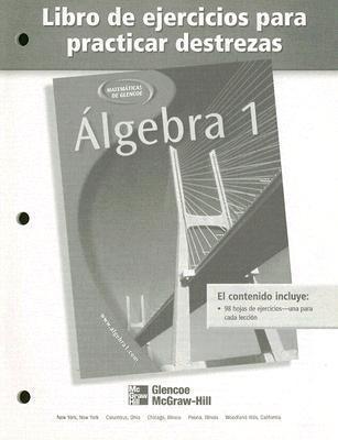 Algebra 1, Spanish Skills Practice Workbook
