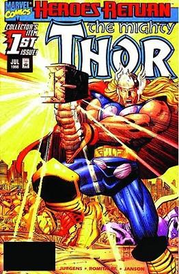 Thor By Dan Jurgens John Romita Jr Volume 1