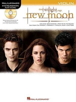 The Twilight Saga: New Moon, Violin [With CD (Audio)]