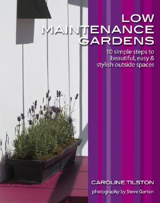 Low-Maintenance Gardens: 10 Simple Steps to Beautiful, Easy and Stylish Outside Spaces Garden Style Guides