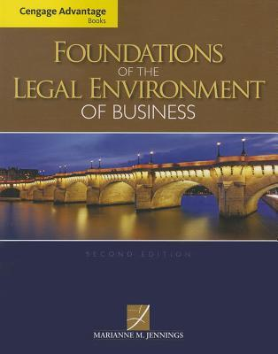 Foundations of the Legal Environment of ...
