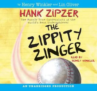The Zippity Zinger by Henry Winkler