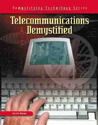 Telecommunications Demystified [With CDROM]