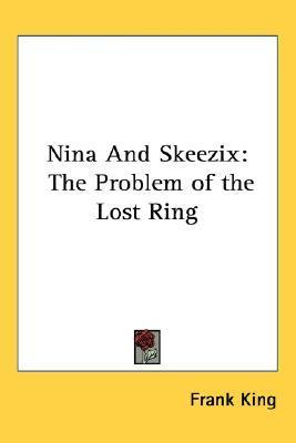 Nina and Skeezix by Frank  King