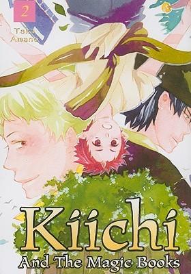 Kiichi and the Magic Books Vol. 2 by Taka Amano