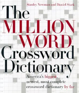 sc 1 st  Goodreads : the crossword dictionary - 25forcollege.com