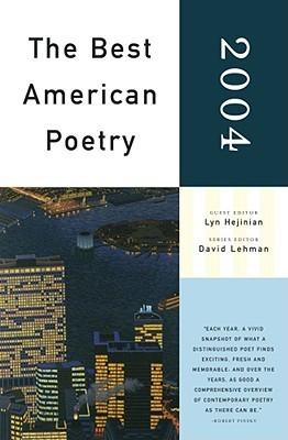 The Best American Poetry 2004