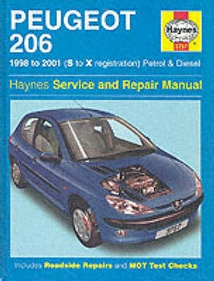 peugeot 206 gti service manual best setting instruction guide u2022 rh merchanthelps us Peugeot 307 Service Manual Peugeot Service Manual