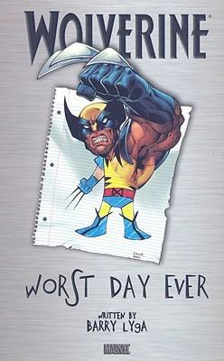 Wolverine: Worst Day Ever