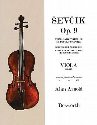 Sevcik: Preparatory Studies In Double Stopping Op.9: For Viola