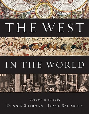 The West in the World, Volume 1: To 1715