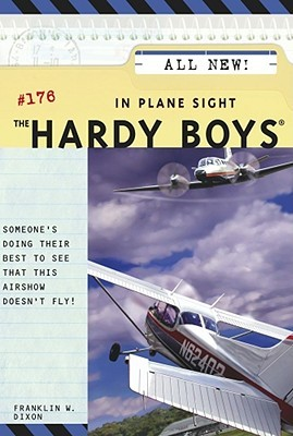 In Plane Sight (Hardy Boys, #176)
