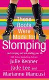 These Boots Were Made for Stomping (Superhero Central 4.5)