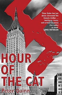 Hour of the Cat. Peter Quinn by Peter Quinn