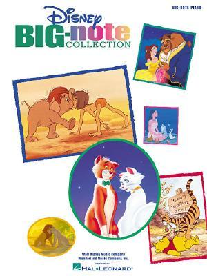 Disney Big-Note Collection by Anonymous