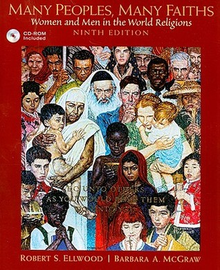 Many Peoples, Many Faiths: Women and Men in the World Religions [With CDROM]