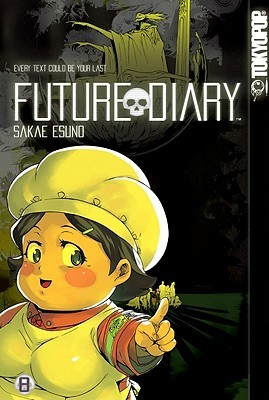 Future Diary, Volume 8 by Sakae Esuno