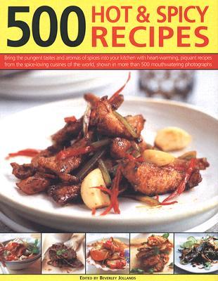 Descargar un libro de Google 500 Hot & Spicy Recipes