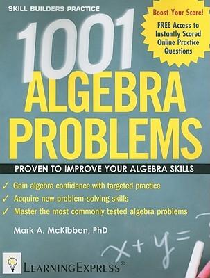 1001 Algebra Problems by Mark A. McKibben