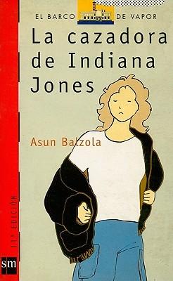 La cazadora de Indiana Jones by Asun Balzola