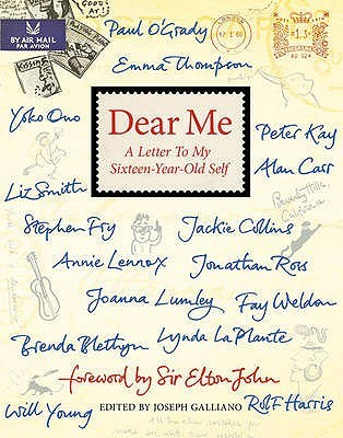 Dear Me: A Letter To My Sixteen Year Old Self