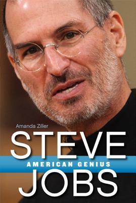 Steve Jobs by Amanda Ziller